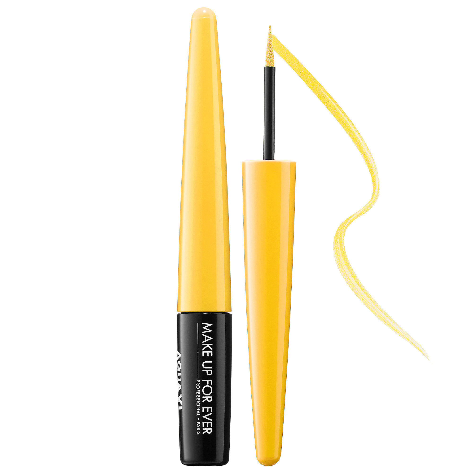 Makeup Forever Aqua XL Ink Eyeliner Lustrous Yellow L-40