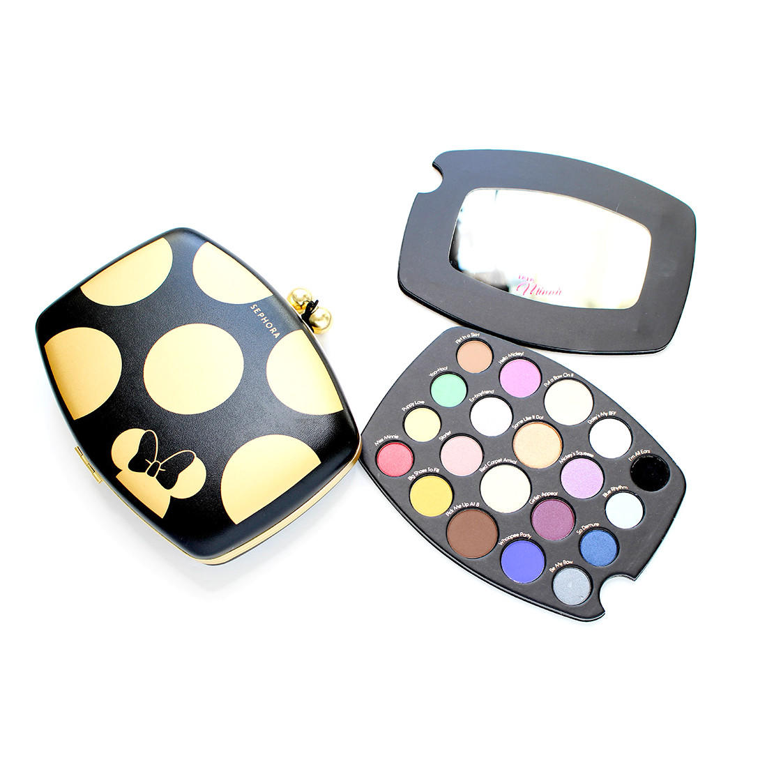 Sephora Collection Eyeshadow Palette Minnie's World In Color