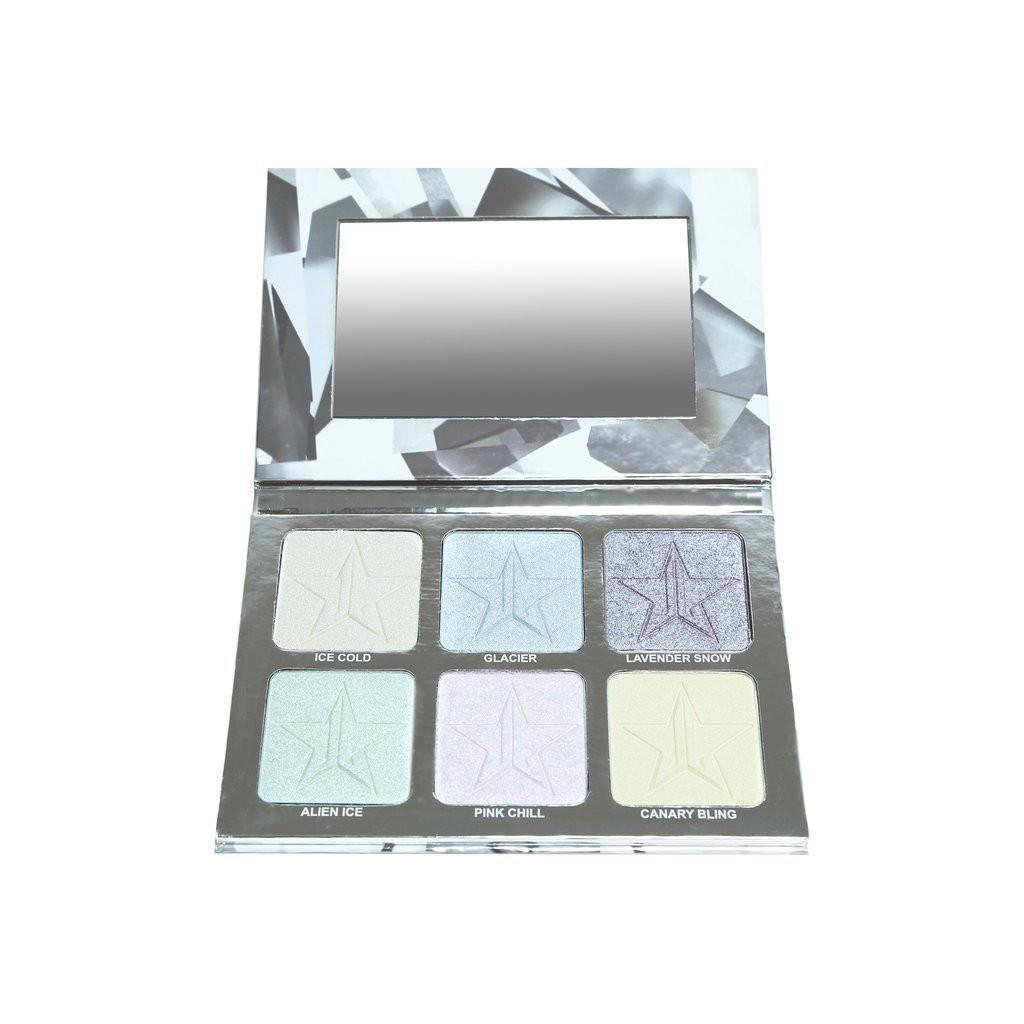 Jeffree Star Pro Palette Platinum Ice
