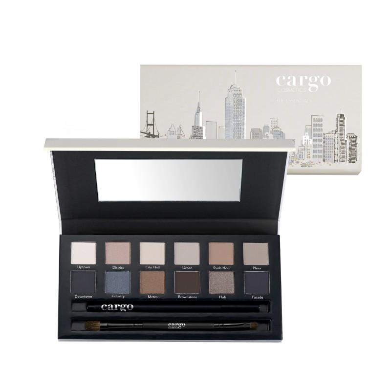 Cargo The Essentials Eyeshadow Palette