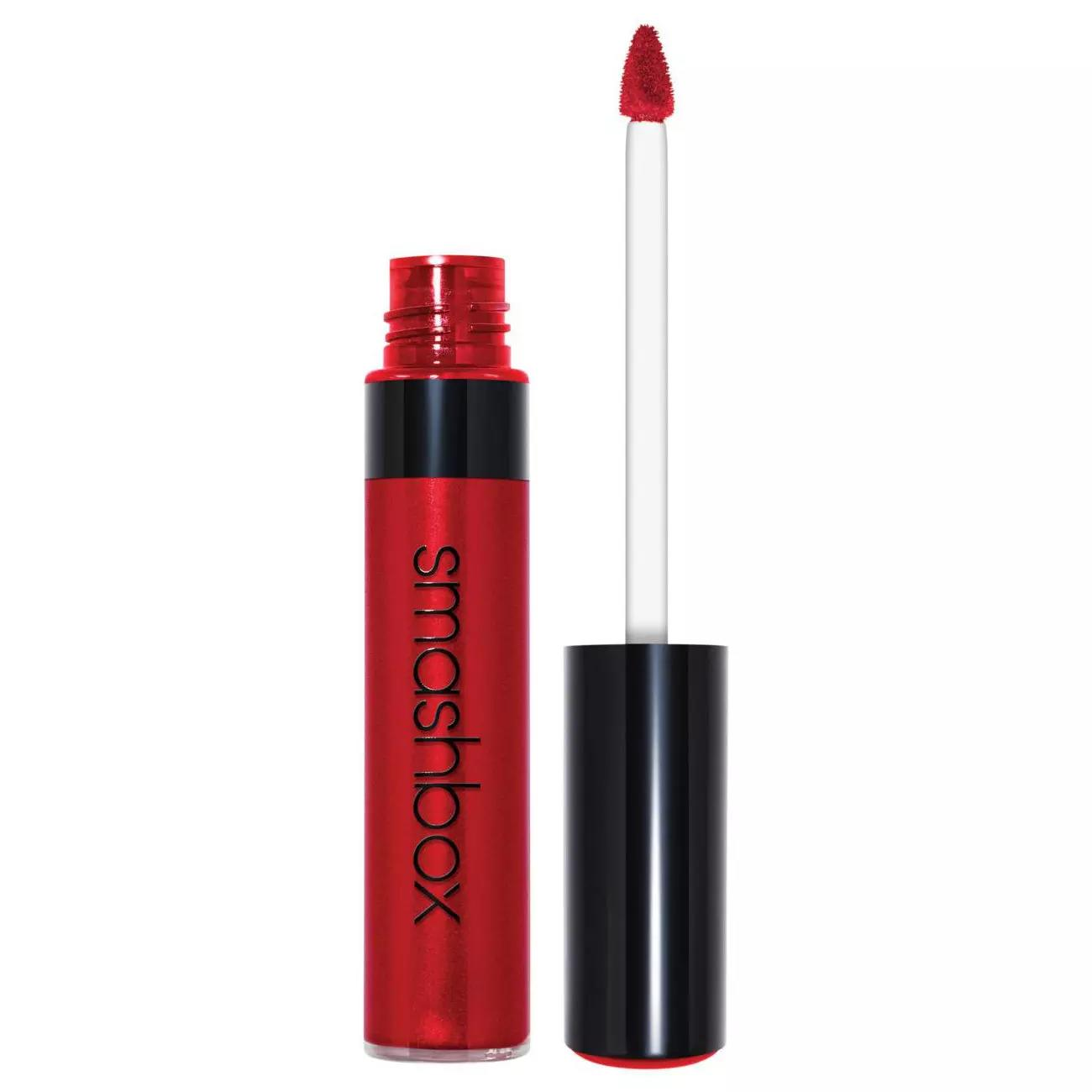 Smashbox Be Legendary Liquid Metal Liquid Lip Crimson Chrome Mini