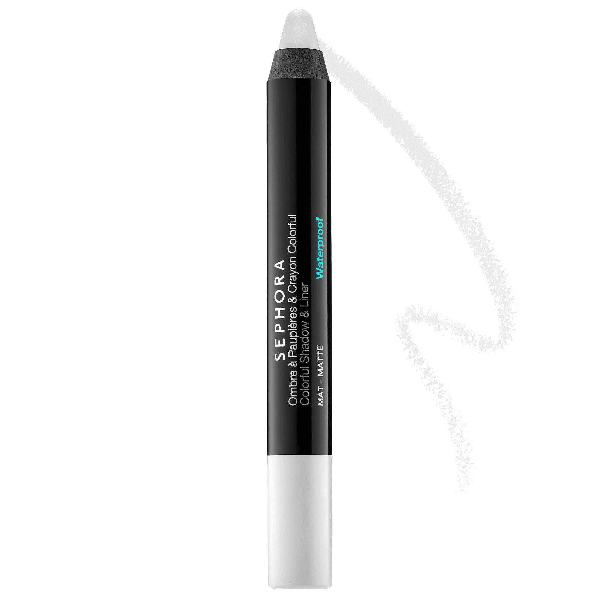 Sephora Colorful Shadow & Liner Let It Snow 32