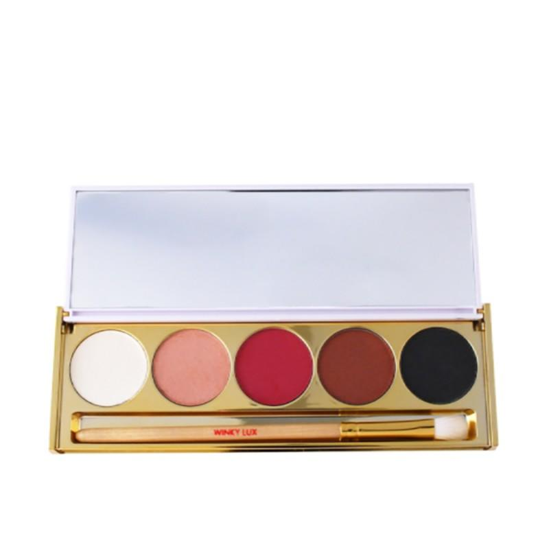 Winky Lux CustomEyes Shadow Palette Smoke And Roses