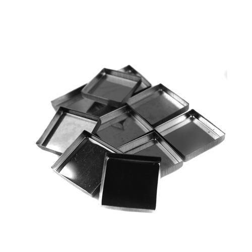 Z Palette Metal Square Pan Inserts 10ct.