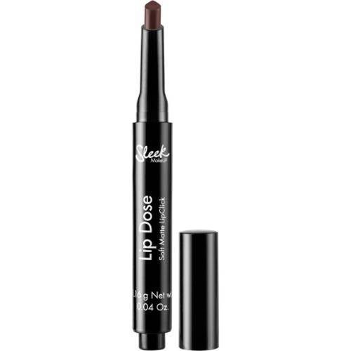 Sleek MakeUP Lip Dose Soft Matte LipClick Carnage