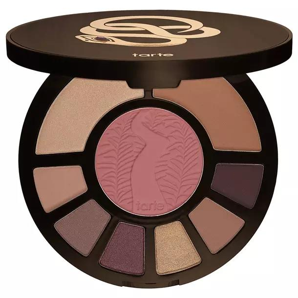 2nd Chance Tarte Rainforest After Dark Colored Clay Eye & Cheek Palette
