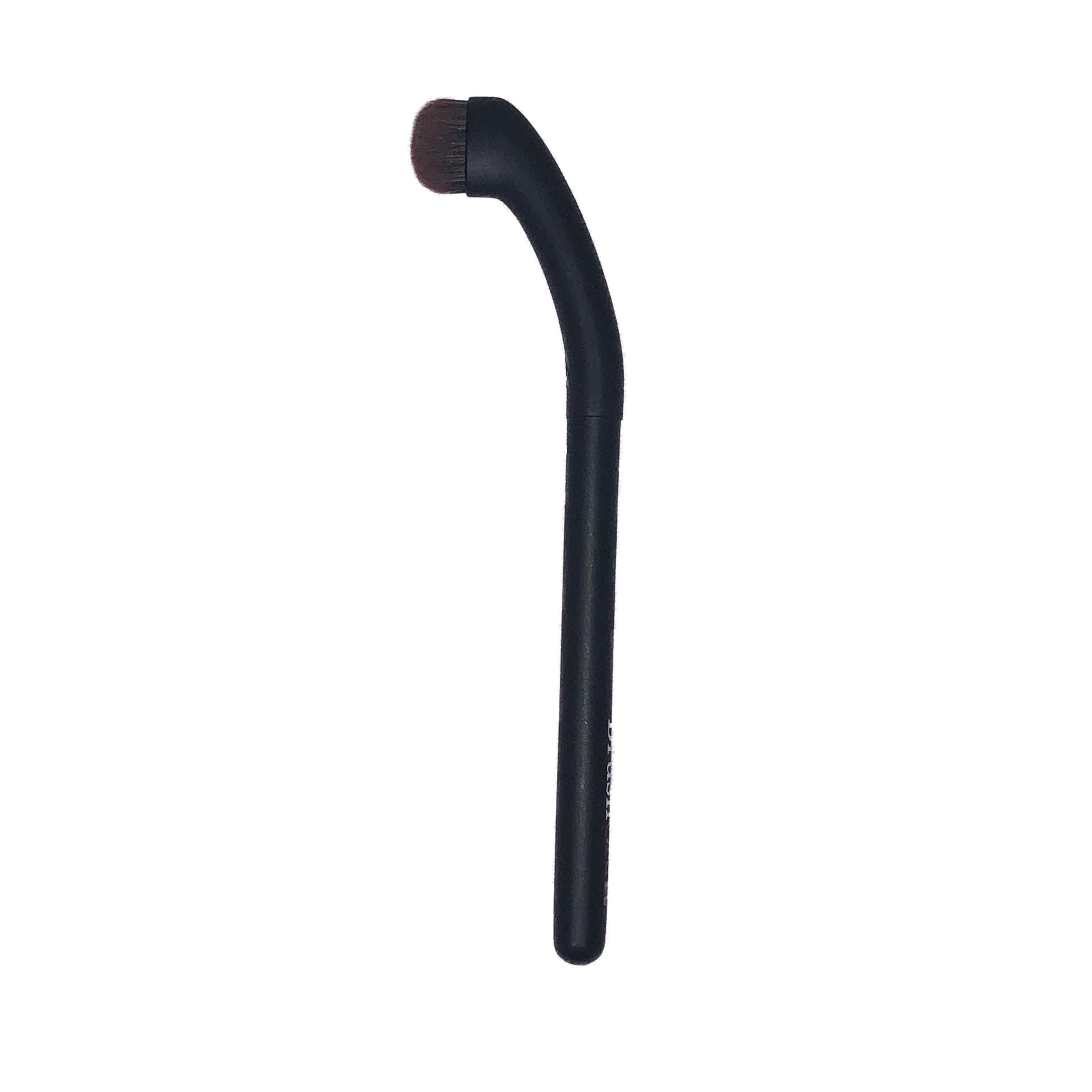 BrushCraft Oval 3 Perfecting Face Brush Black