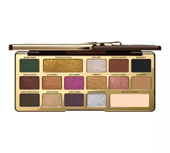 2nd Chance Too Faced Chocolate Gold Eyeshadow Palette