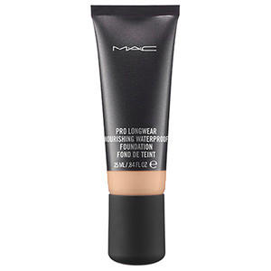 MAC Pro Longwear Nourishing Waterproof Foundation NW40