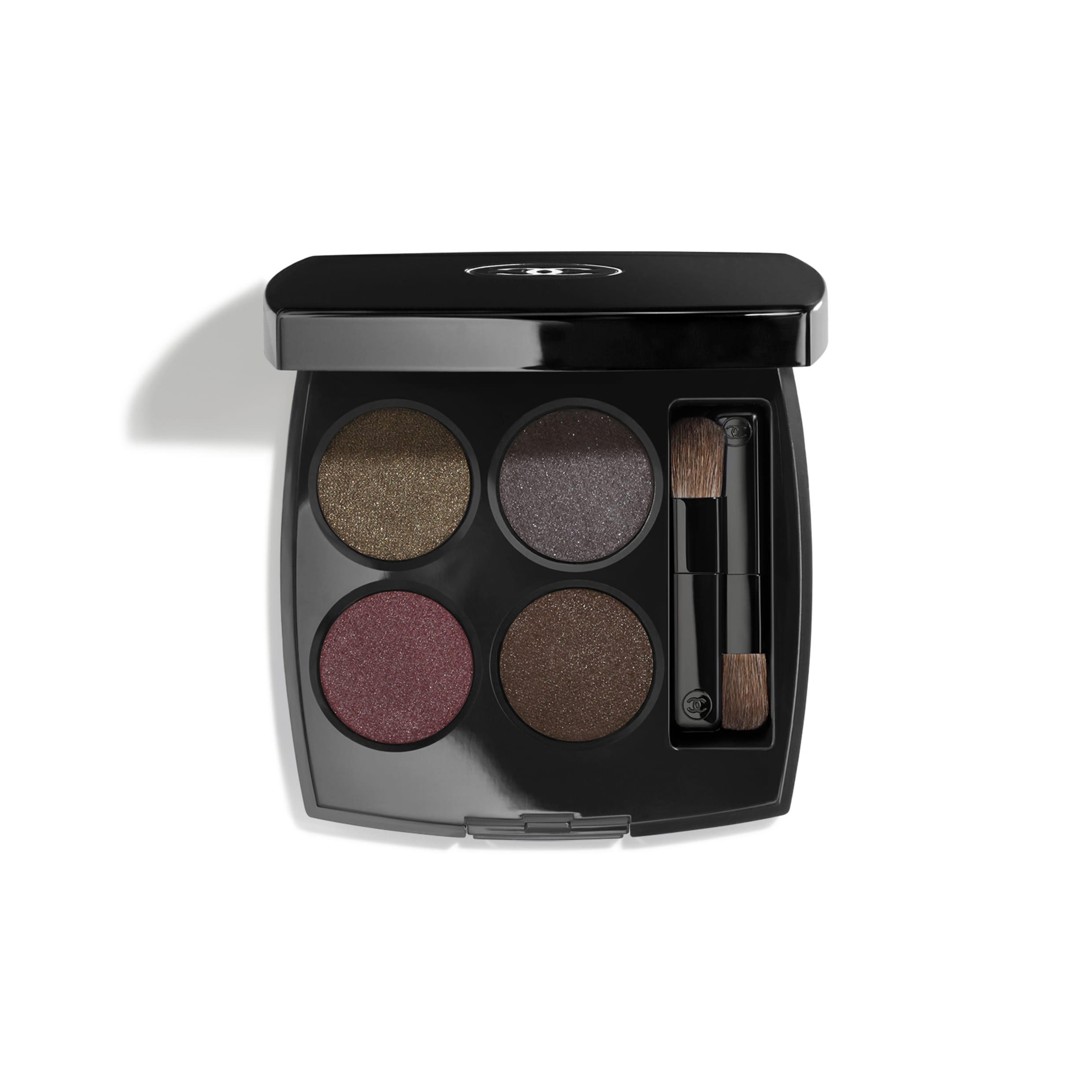 Chanel Les 4 Ombres Multi-Effect Quadra Eyeshadow Noir Supreme 332