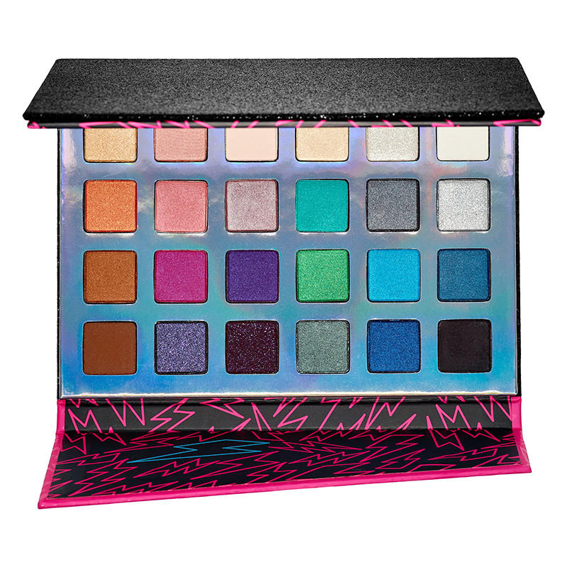 Sephora Jem And The Holograms Truly Outrageous Eyeshadow Palette