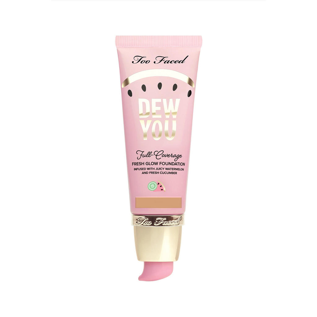 Too Faced Dew You Full Coverage Foundation Mocha