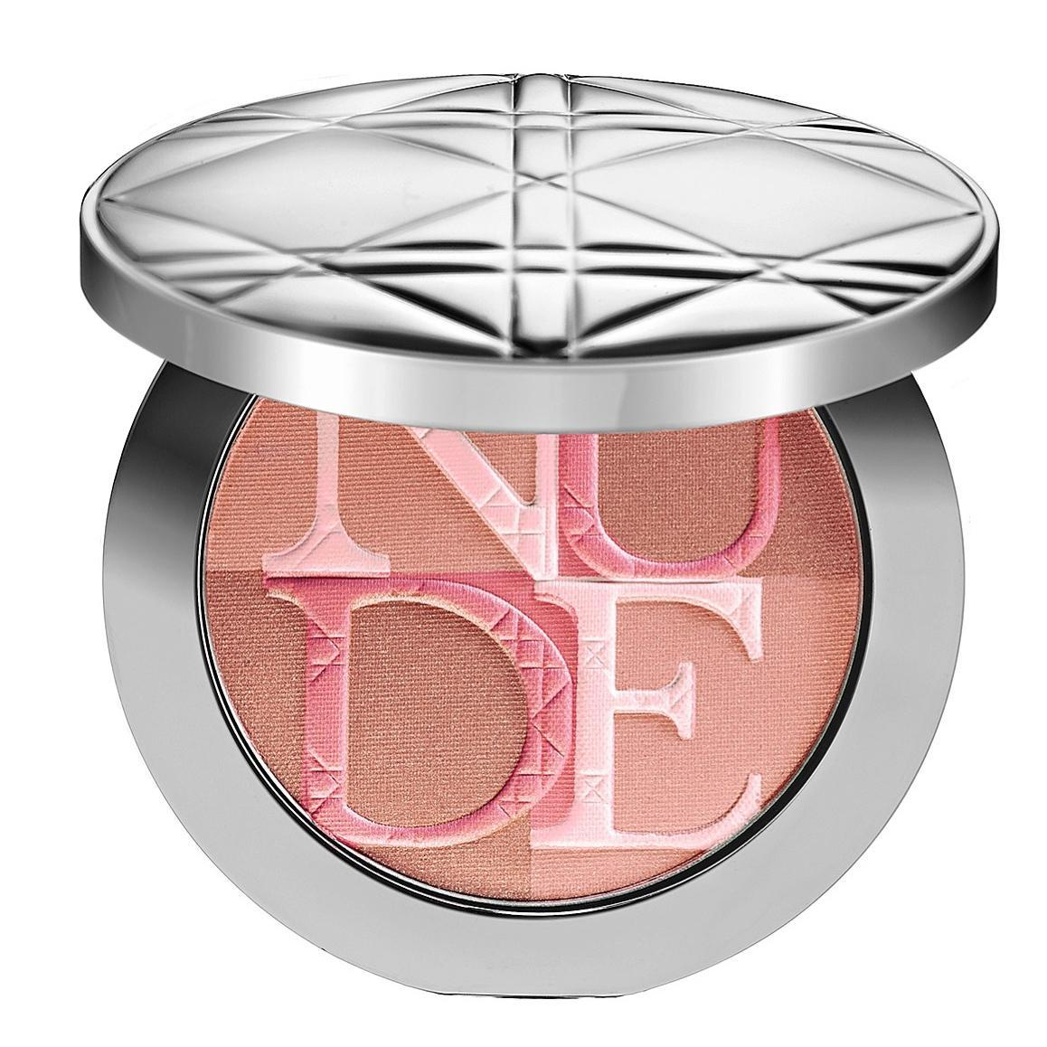 Dior Diorskin Nude Shimmer Instant Illuminating Amber 002