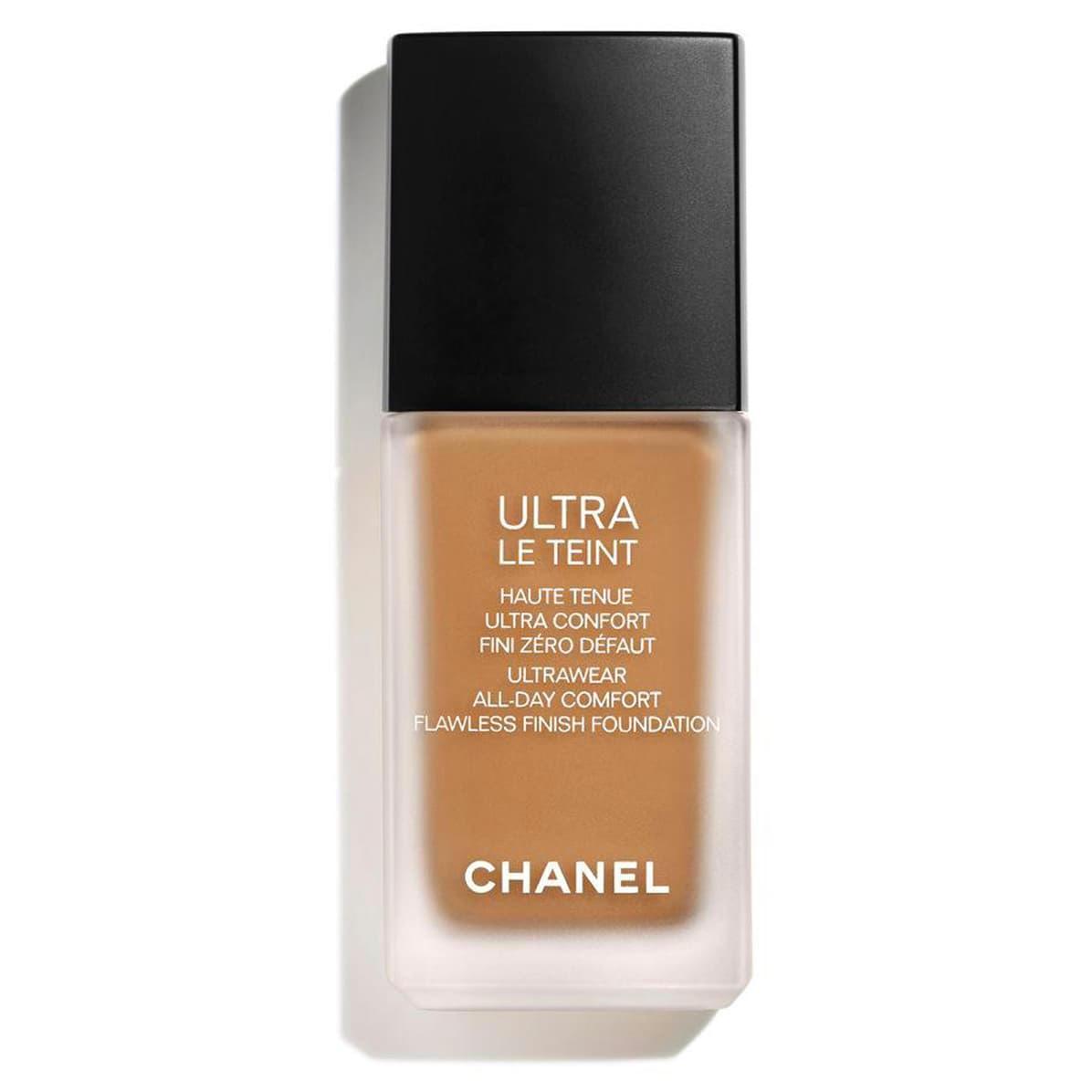Chanel Ultra Le Teint Ultrawear Foundation BR122