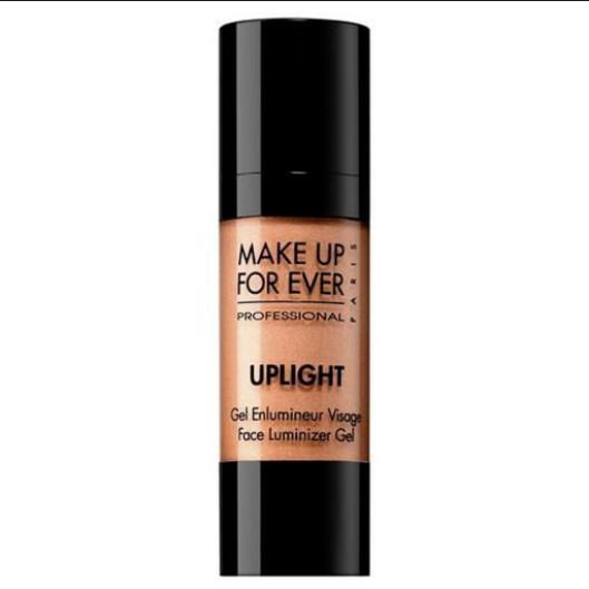 Makeup Forever Uplight Face Luminizer Gel Sparkling Golden Pink 32