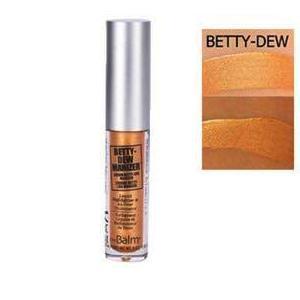 The Balm Liquid Highlighter Betty-Dew Manizer Mini