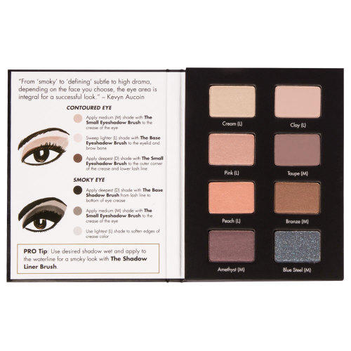 Kevyn Aucoin Making Faces Beauty Book Chapter 3: EmphasEYES