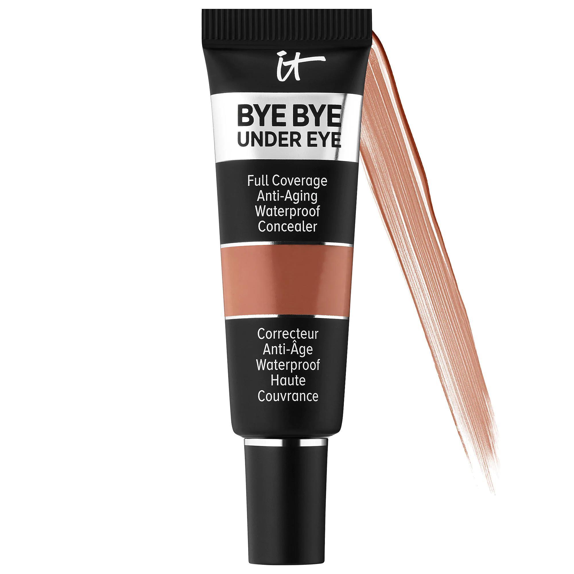 IT Cosmetics Bye Bye Under Eye Full Coverage Concealer Deep 40.5
