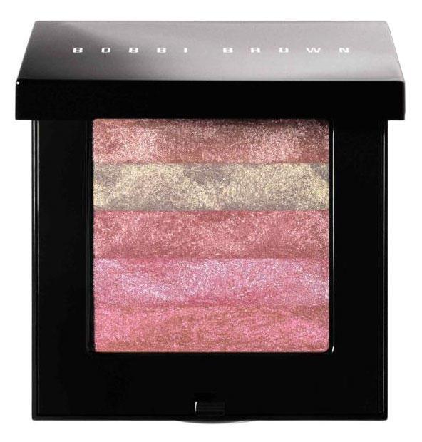 Bobbi Brown Shimmer Brick Compact Lilac Rose
