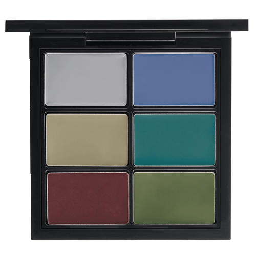 MAC Cream Eyeshadow Palette Fall Trend Forecast 14