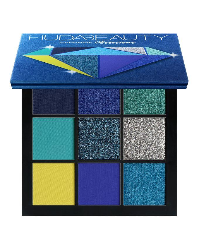 Huda Beauty | Sapphire Obsessions Palette