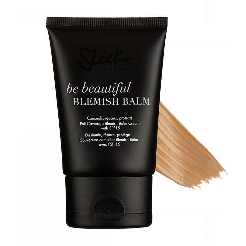 Sleek MakeUP Be Beautiful Blemish Balm Light 802