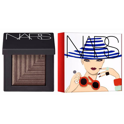 NARS Dual-Intensity Eyeshadow Tan Lines Under Cover Collection
