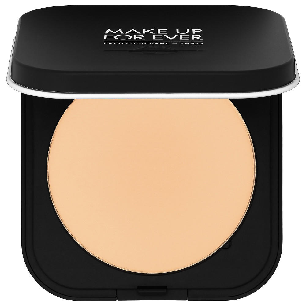 Makeup Forever Ultra HD Microfinishing Pressed Powder Banana 02