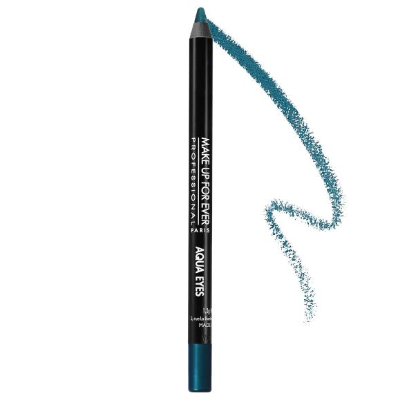Makeup Forever Aqua Eyes Liner Peacock Green 12L