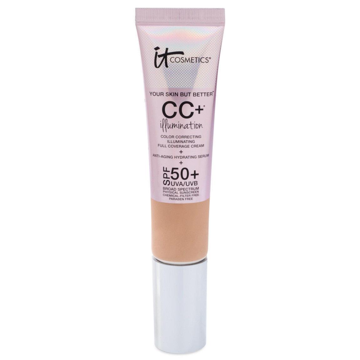 IT Cosmetics CC+ Illumination Color Correcting Full Coverage Cream Medium