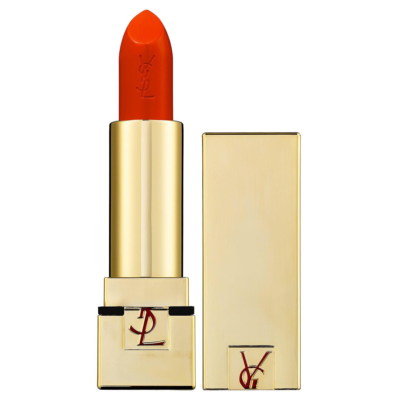 YSL Rouge Pur Couture Le Orange 13