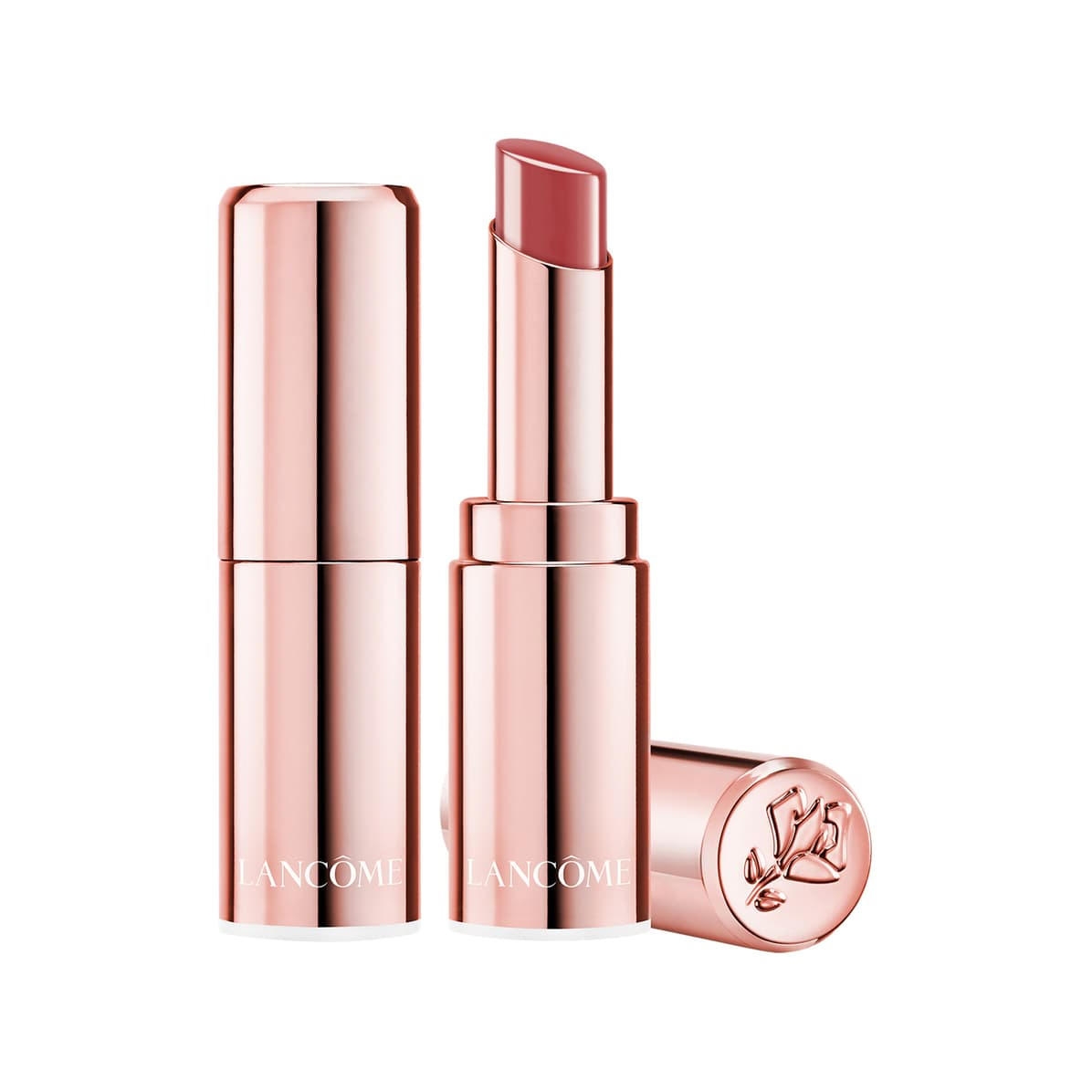 Lancome L'Absolu Mademoiselle Shine Lipstick Independent Woman 0605