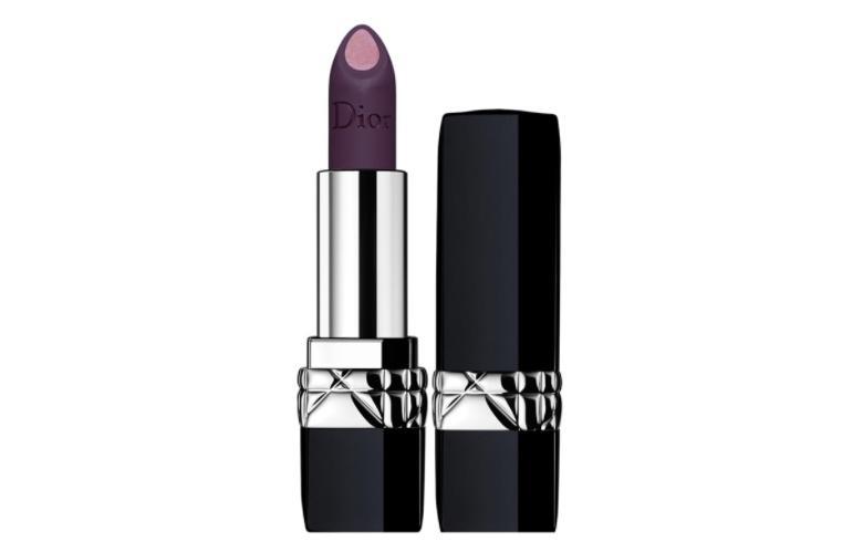 Dior Double Rouge Lipstick Poison Purple 992