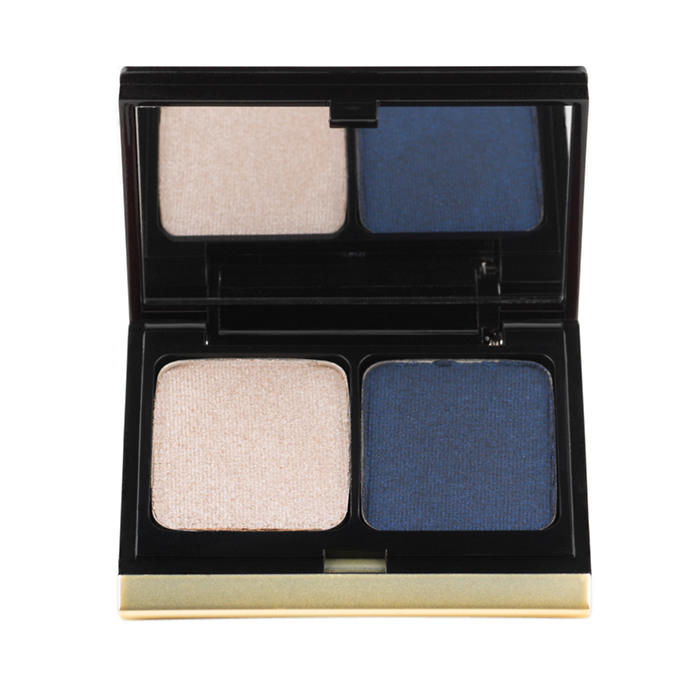 Kevyn Aucoin Eyeshadow Duo Taupe Shimmer Blackened Blue Shimmer #206