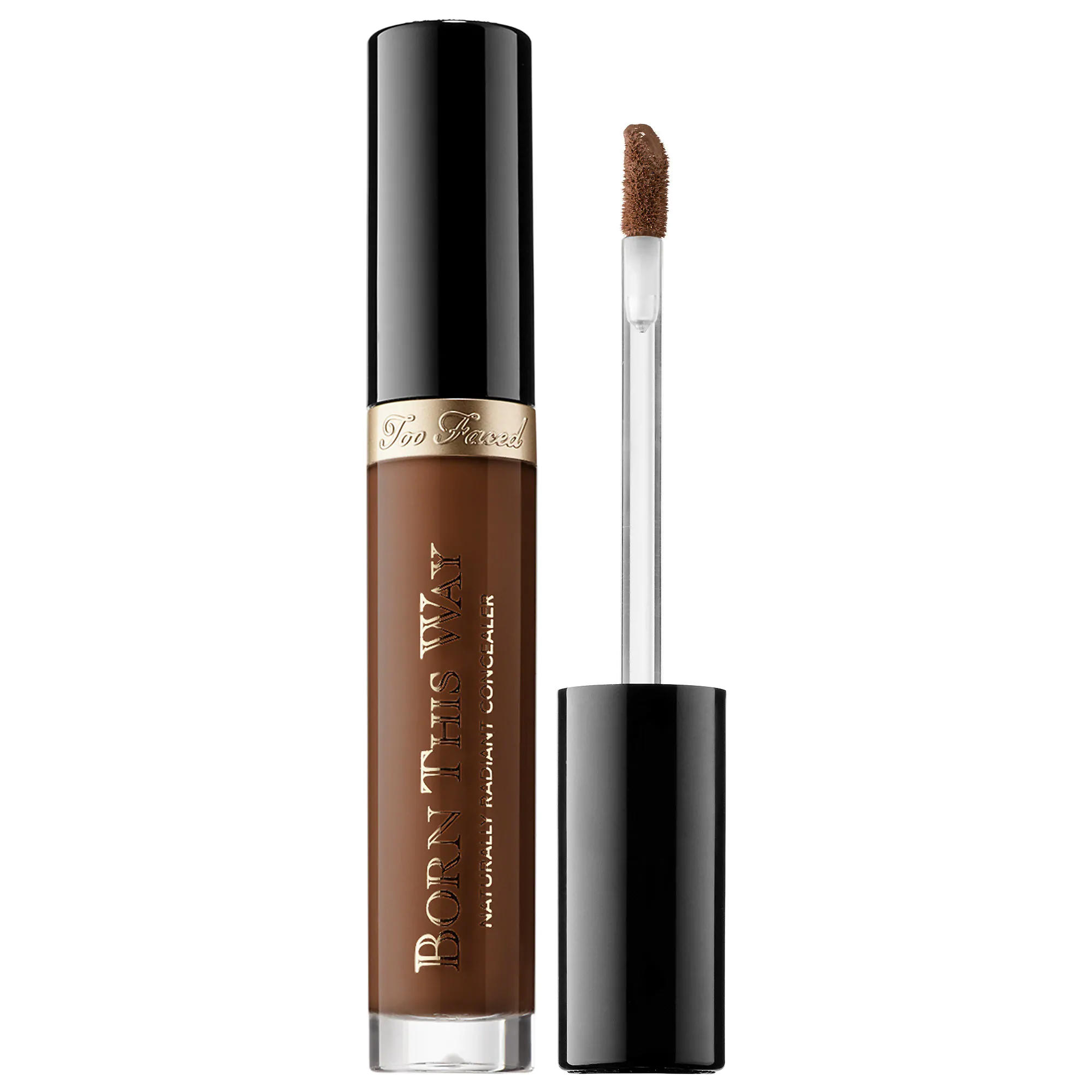 Too Faced Born This Way Naturally Radiant Concealer Very Deep