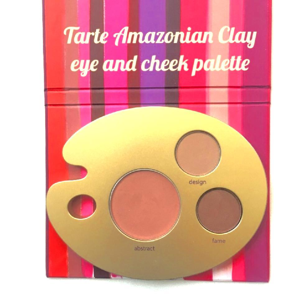Tarte Amazonian Clay Eye & Cheek Artist's Palette