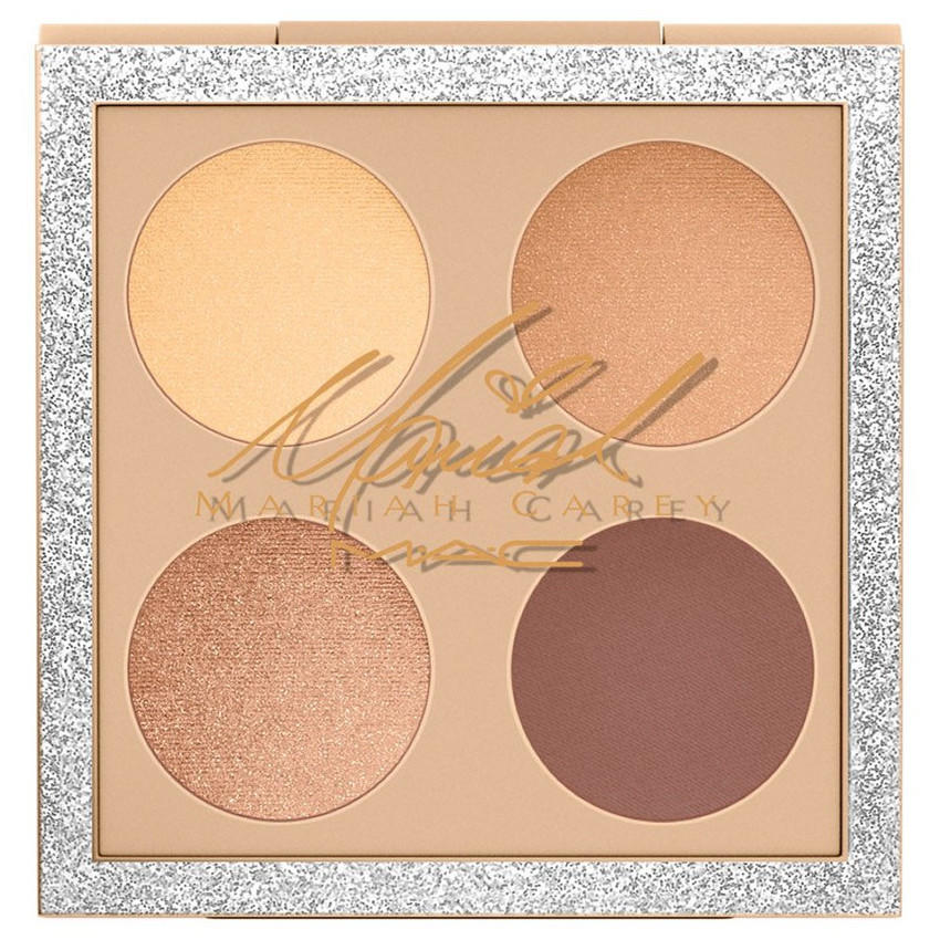 MAC Eyeshadow Palette Mariah Carey Collection I'm That Chick You Like