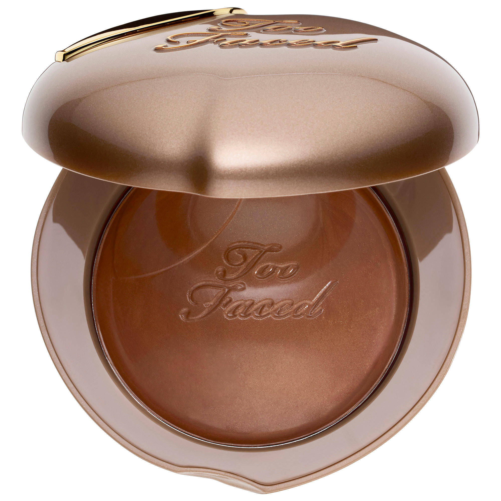Too Faced Melting Powder Bronzer Toasted Peach