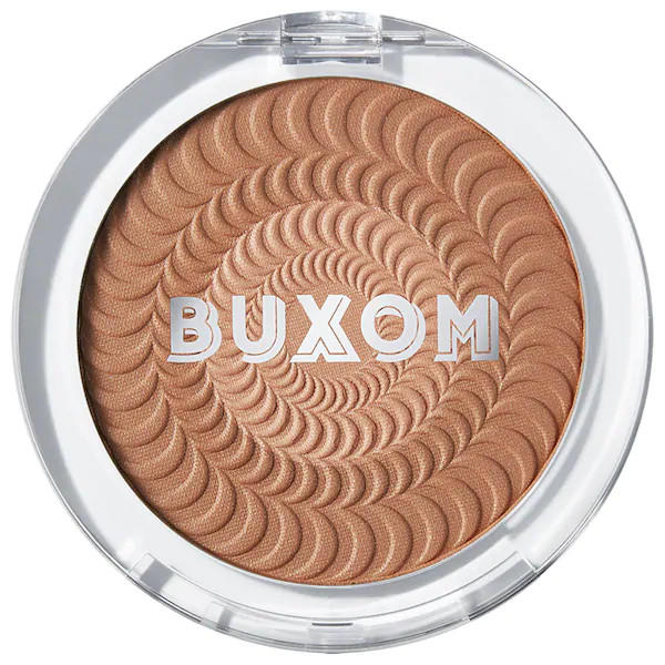 Buxom Staycation Vibes Primer-Infused Bronzer Rooftop Tan