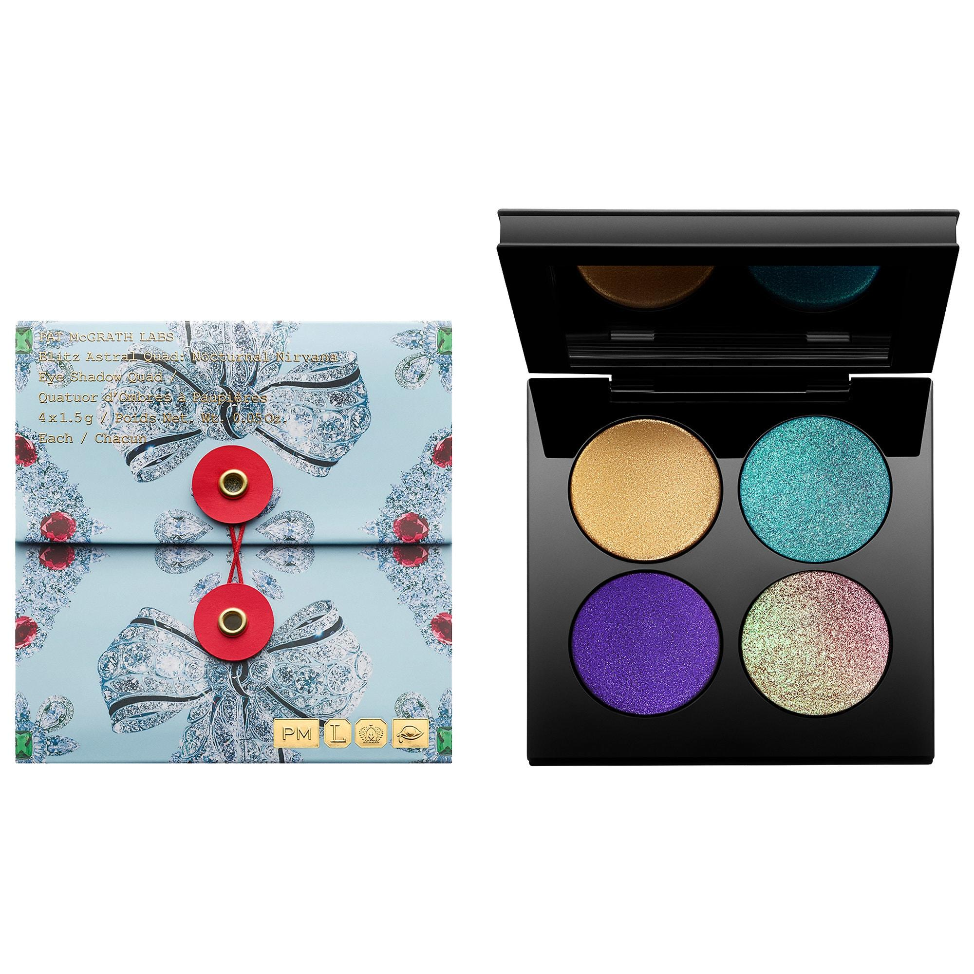 Pat McGrath Labs Blitz Astral Quas Eyeshadow Palette Nocturnal Nirvana