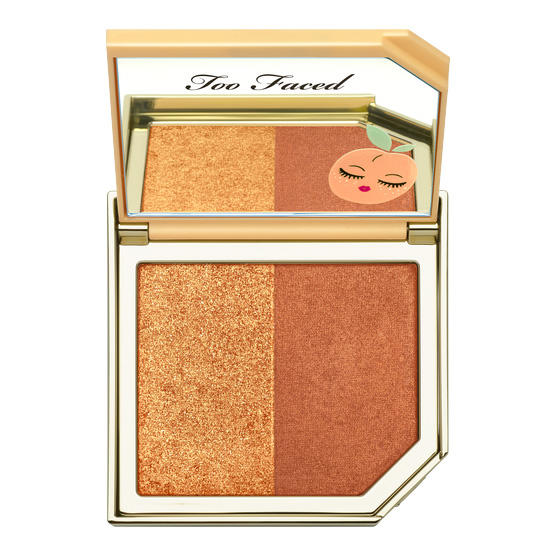 Too Faced Fruit Cocktail Blush Duo Apricot In The Act
