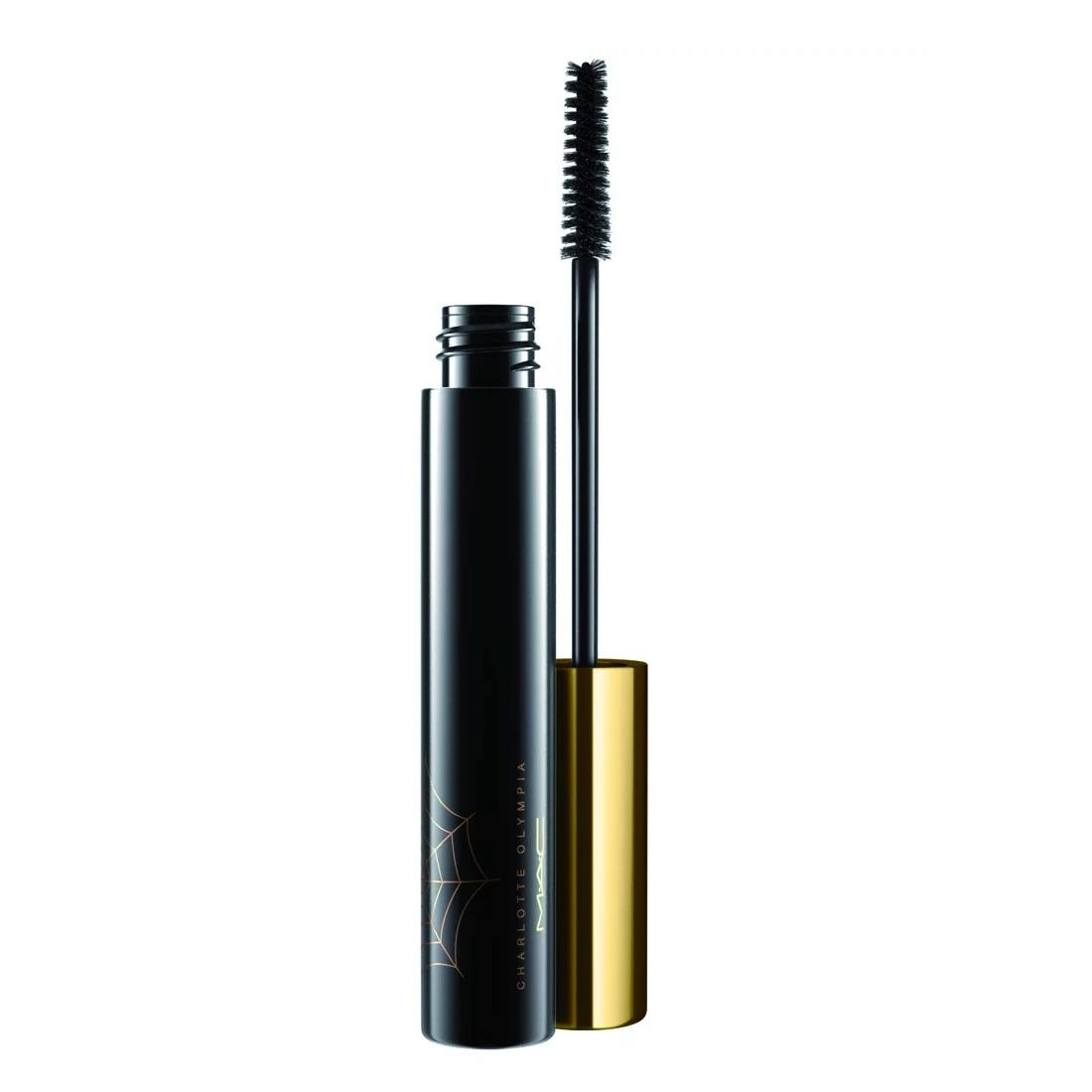MAC Zoom Lash Mascara Lofty Brown Charlotte Olympia Collection