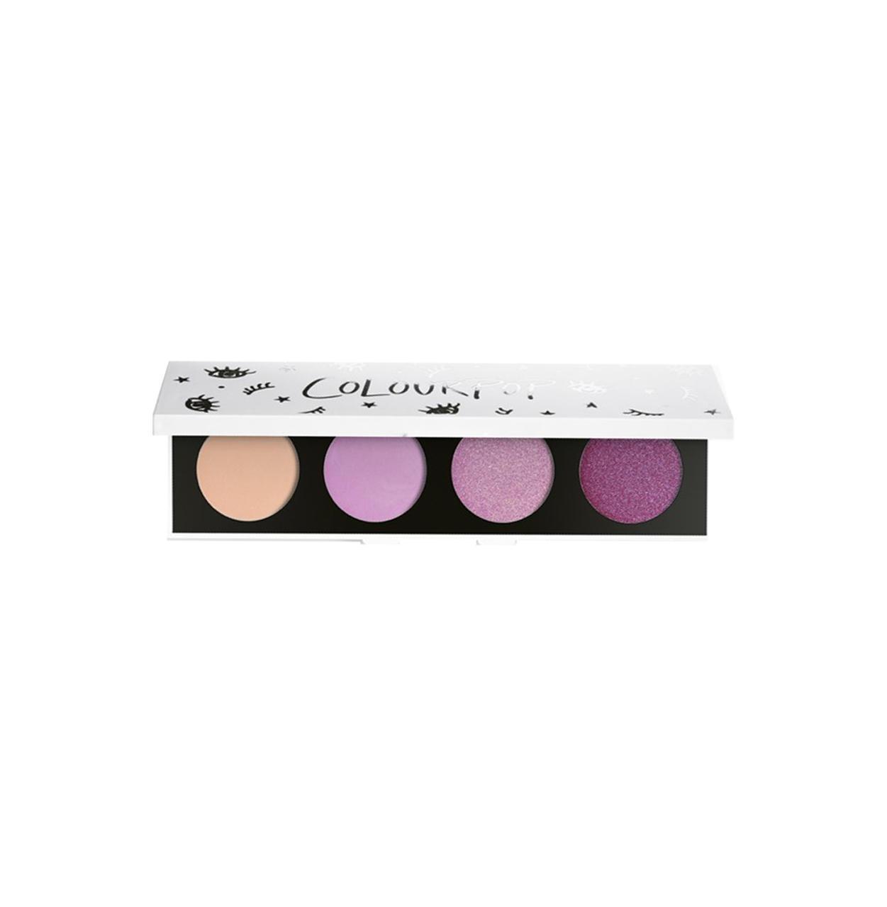 ColourPop Eyeshadow Palette Feel A Way