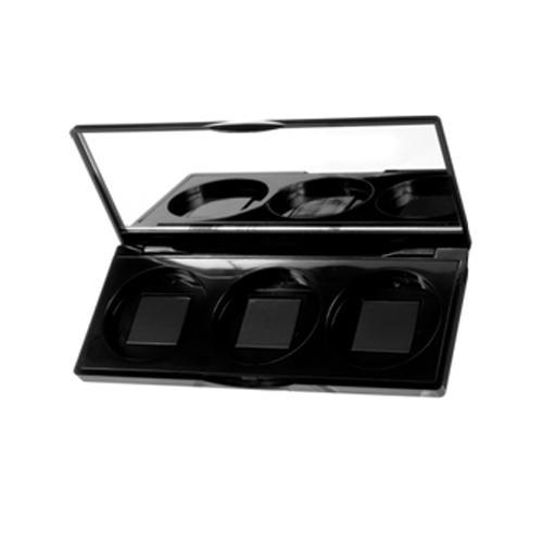 Stila 3 Pan Empty Palette Black
