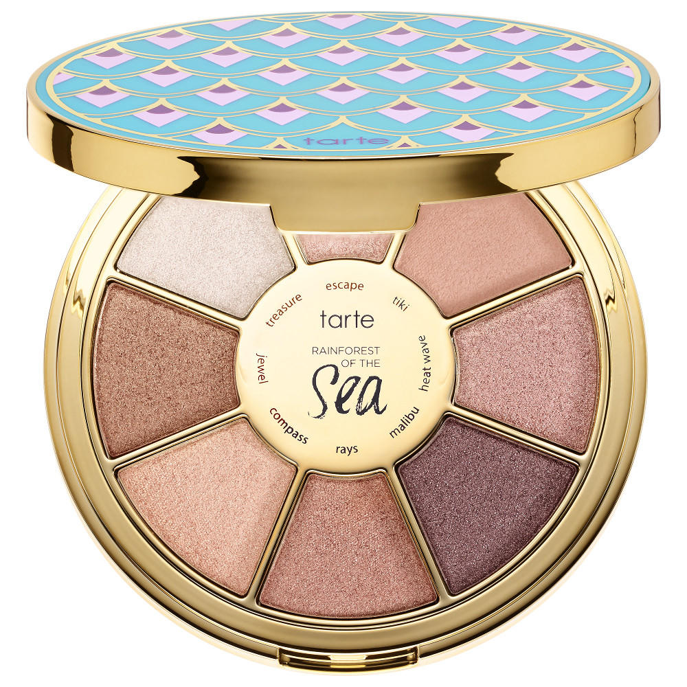 Tarte Rainforest Of The Sea Collection Highlighting Eyeshadow Palette Vol. III