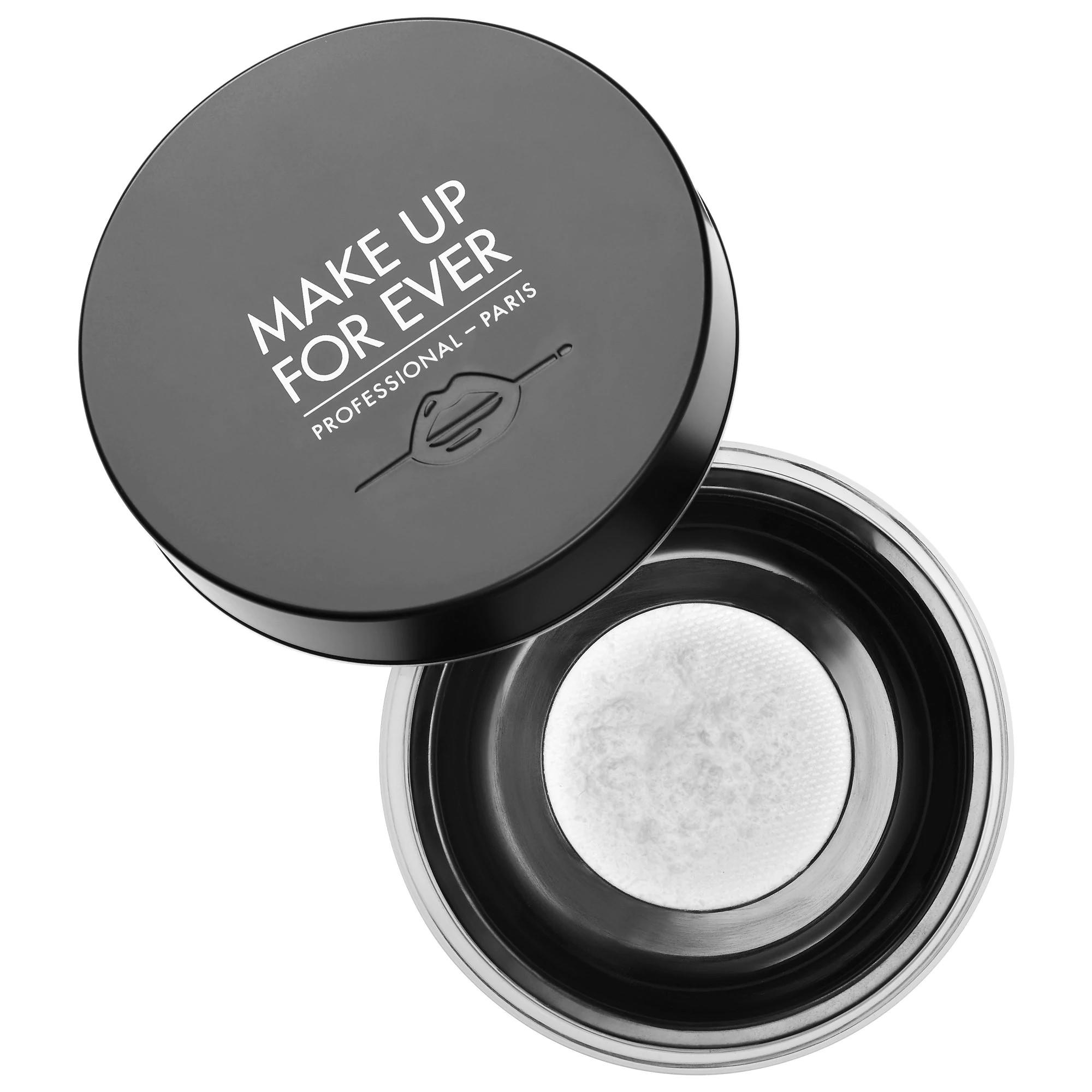 Makeup Forever Ultra HD Microfinishing Loose Powder Travel 4g