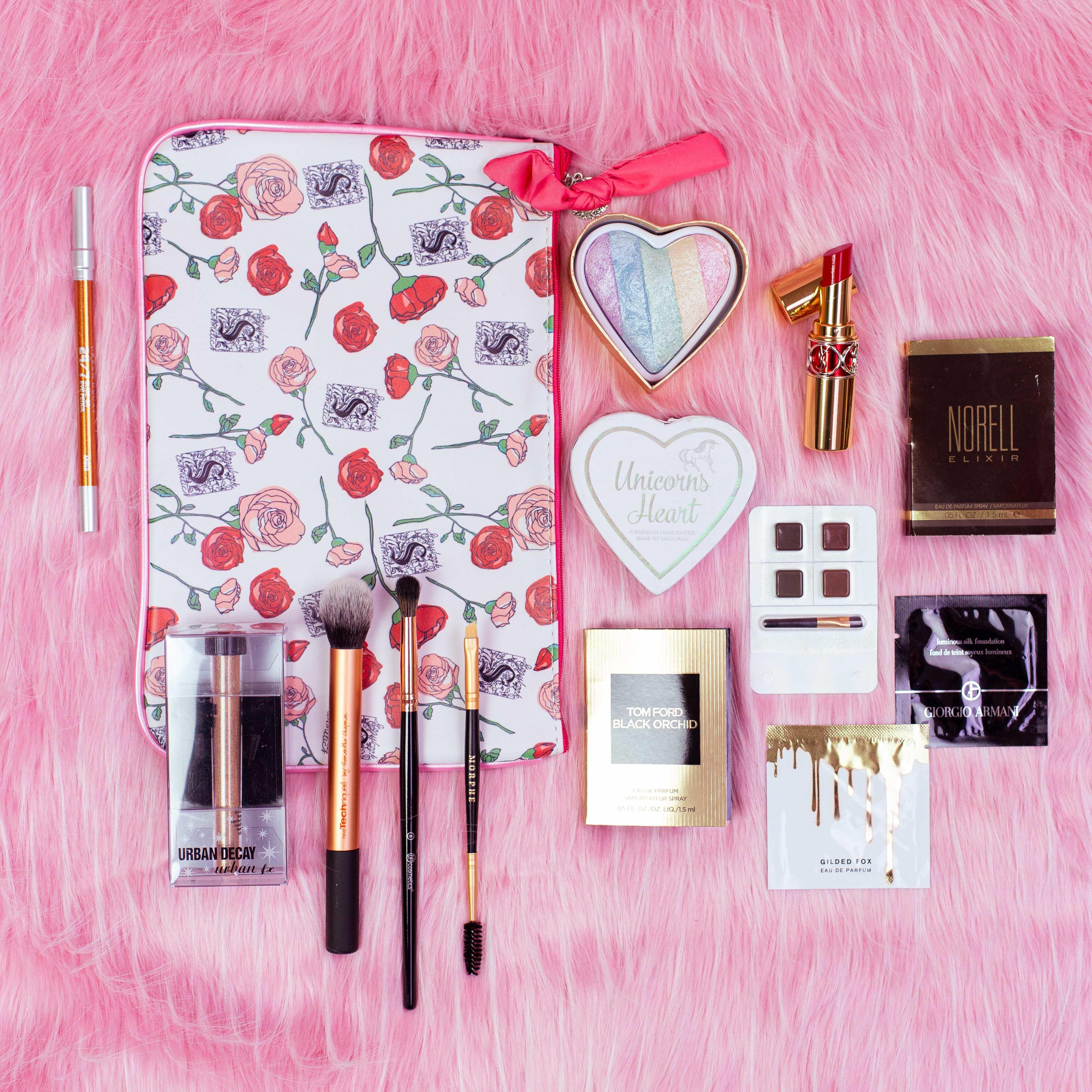 💖 Hottie Haul Storybook Cosmetics Roses 39