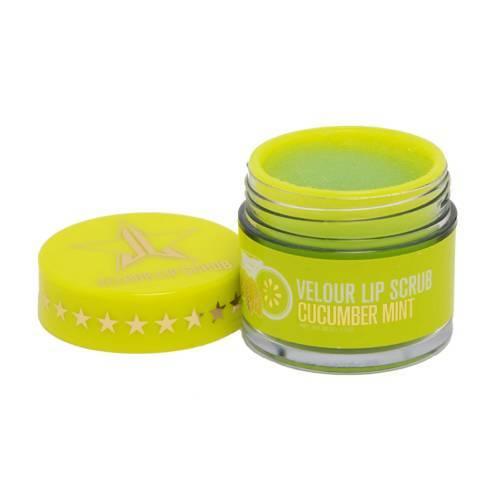 Jefree Star Velour Lip Scrub Cucumber Mint