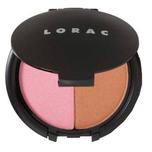 LORAC Blush/Bronzer Duo Hot Flash