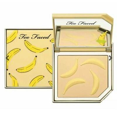 Too Faced It's Bananas Setting Powder Banana Cream